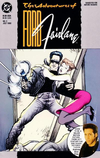 Adventures of Ford Fairlane Vol 1 3