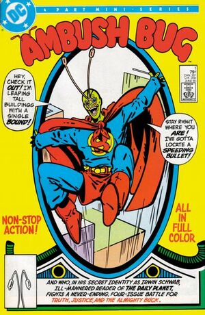 Ambush Bug Vol 1 1.jpg