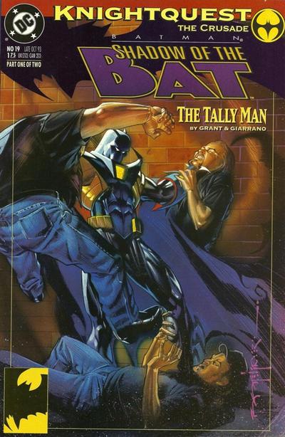 Batman: Shadow of the Bat Vol 1 19