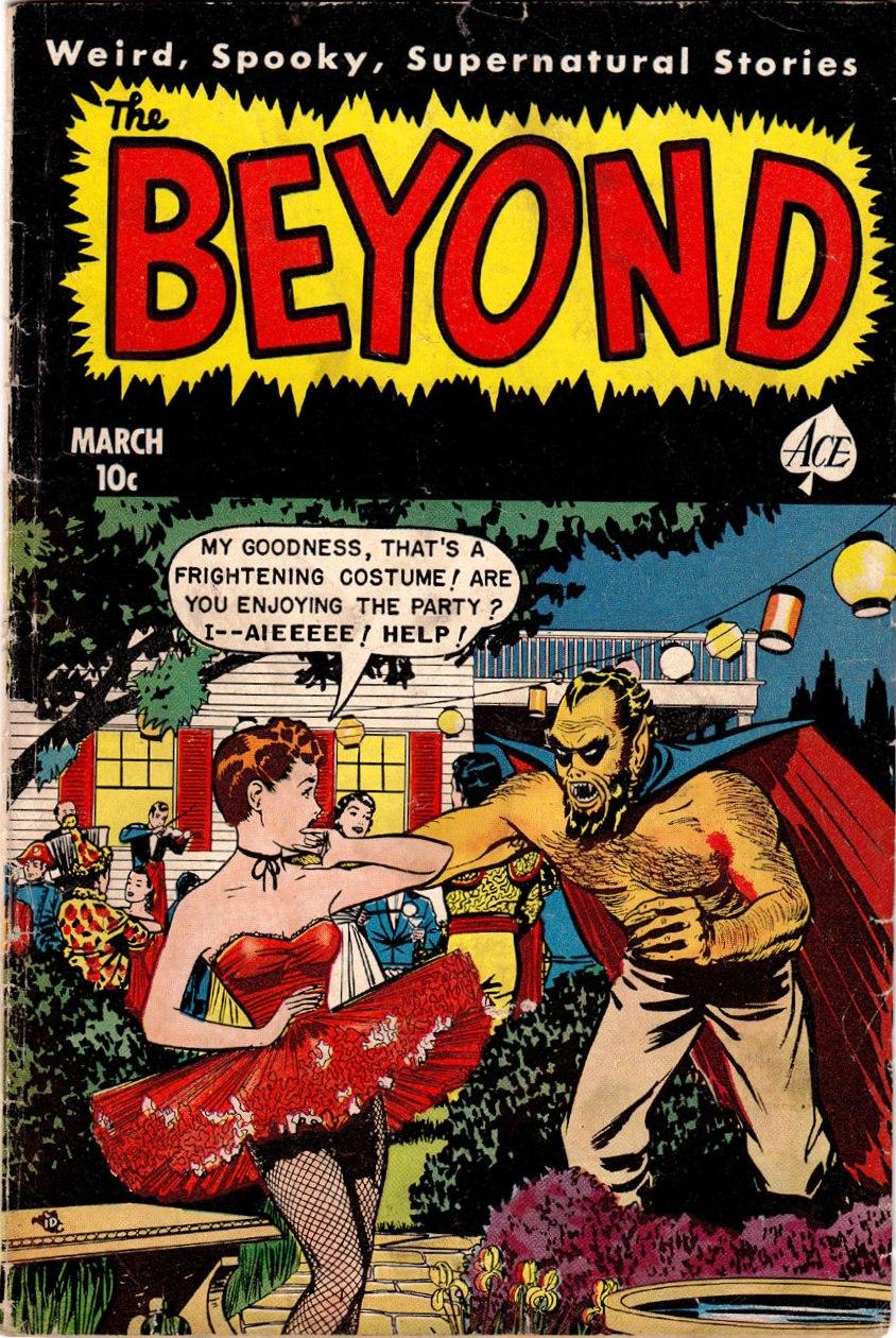 The Beyond Vol 1 9