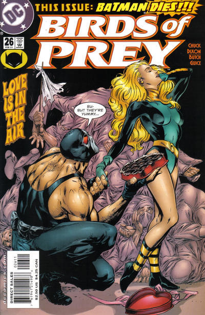 Birds of Prey Vol 1 26
