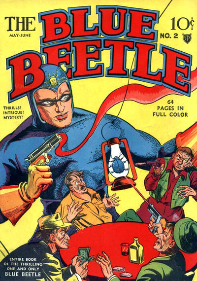 Blue Beetle (Fox) Vol 1 2