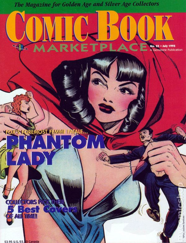 Comic Book Marketplace Vol 1 25