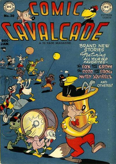 Comic Cavalcade Vol 1 30