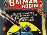 Detective Comics Vol 1 398