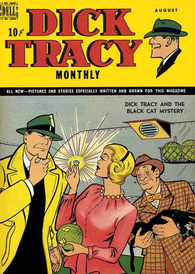 Dick Tracy Monthly Vol 1 20