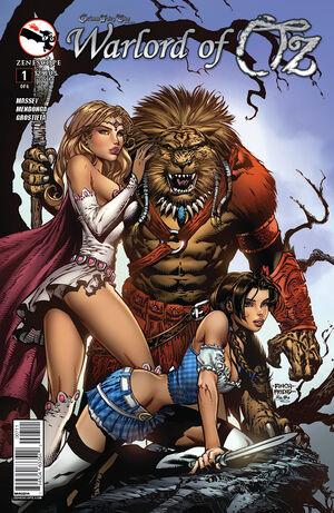 Grimm Fairy Tales Presents Warlord of Oz Vol 1 1.jpg