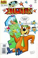 Hanna­-Barbera All­-Stars Vol 1 1