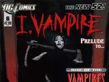 I, Vampire Vol 1 6