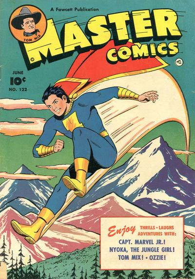 Master Comics Vol 1 122