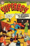Superboy Vol 1 134