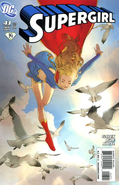 Supergirl Vol 5 43