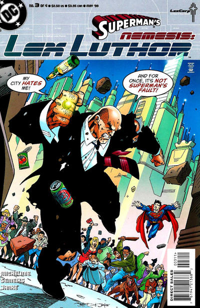 Superman's Nemesis: Lex Luthor Vol 1 3
