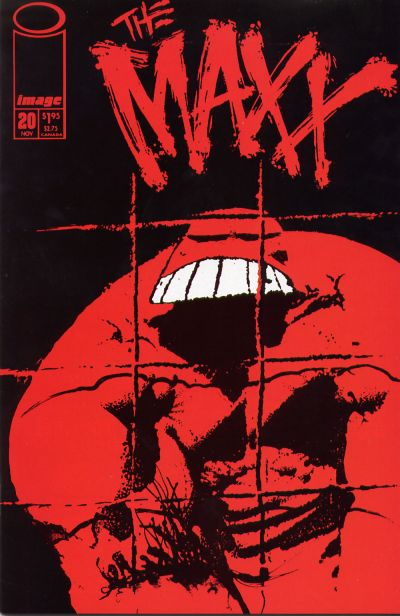 The Maxx Vol 1 20
