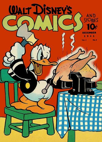 Walt Disney's Comics and Stories Vol 1 15