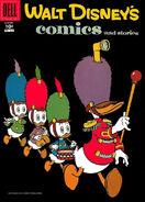 Walt Disney's Comics and Stories Vol 1 210