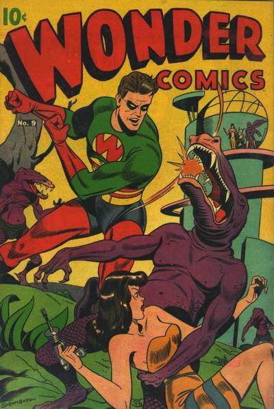 Wonder Comics Vol 1 9