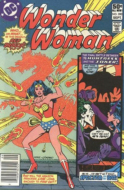 Wonder Woman Vol 1 283