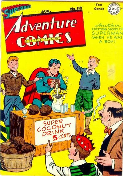 Adventure Comics Vol 1 119