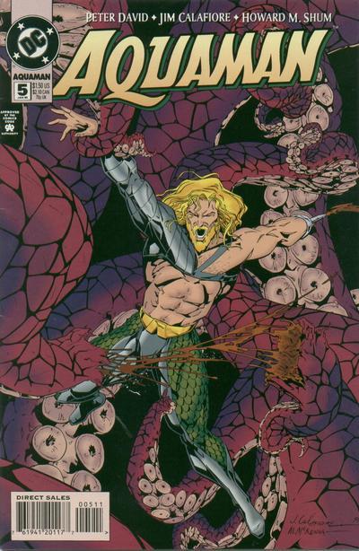 Aquaman Vol 5 5