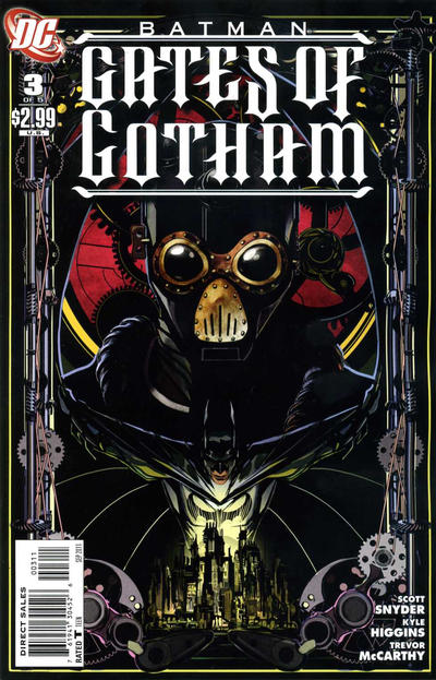 Batman: Gates of Gotham Vol 1 3