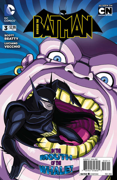 Beware the Batman Vol 1 3