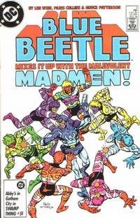 Blue Beetle Vol 6 3