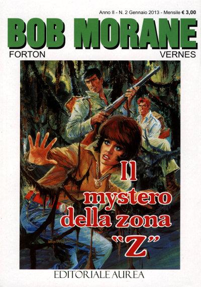 Bob Morane (2012) Vol 1 2