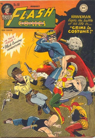 Flash Comics Vol 1 98