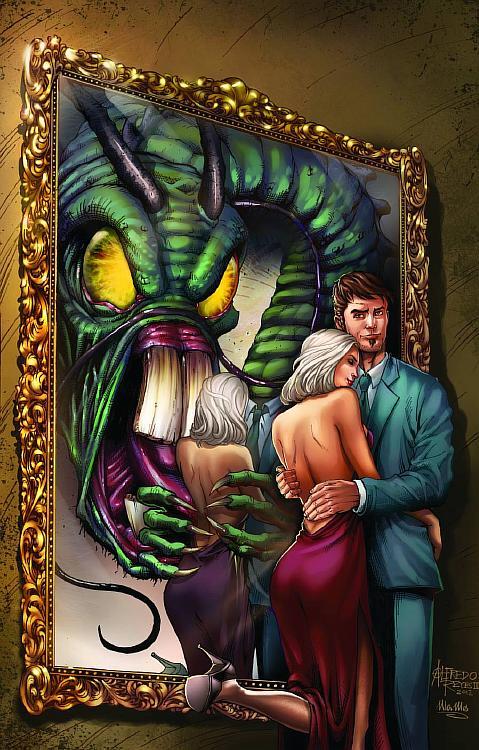 Grimm Fairy Tales Presents Wonderland Vol 1 7