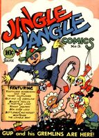 Jingle Jangle Comics Vol 1 3