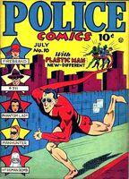Police Comics Vol 1 10