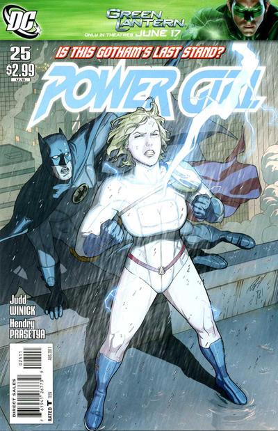 Power Girl Vol 2 25