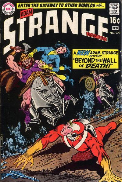 Strange Adventures Vol 1 222