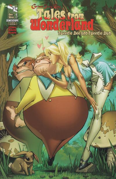 Tales from Wonderland: Tweedle Dee & Tweedle Dum Vol 1 1