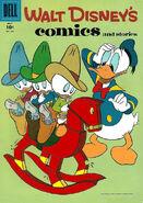 Walt Disney's Comics and Stories Vol 1 190