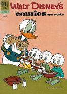 Walt Disney's Comics and Stories Vol 1 259