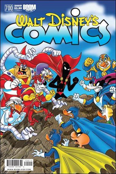 Walt Disney's Comics and Stories Vol 1 700