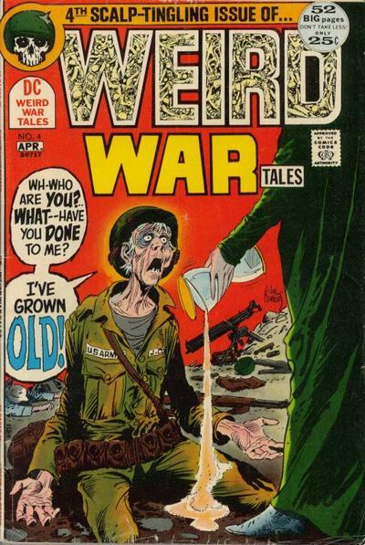 Weird War Tales Vol 1 4