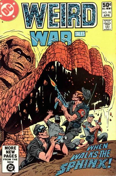 Weird War Tales Vol 1 98