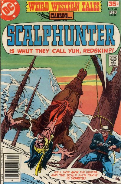 Weird Western Tales Vol 1 44