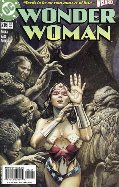 Wonder Woman Vol 2 216