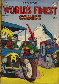 World's Finest Vol 1 50