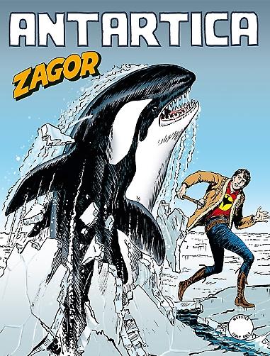 Zenith Gigante (Zagor Gigante) Vol 1 637 (586)