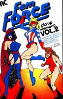 AC Femforce Pin Up Portfolio Vol 1 2