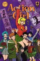 Action Girl Comics Vol 1 18