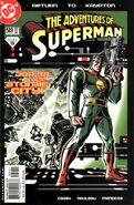 Adventures of Superman Vol 1 589