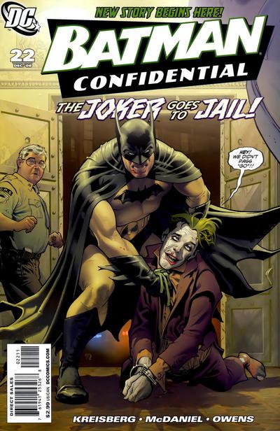 Batman Confidential Vol 1 22