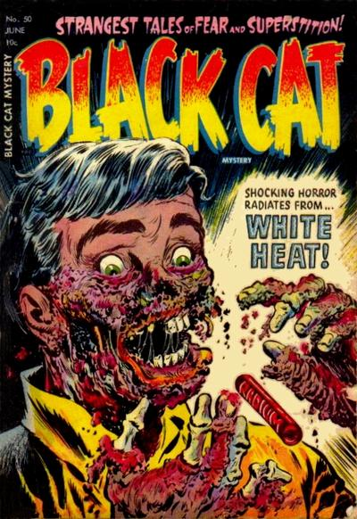 Black Cat Comics Vol 1 50