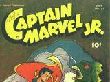 Captain Marvel, Jr. Vol 1 51